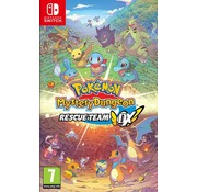 Nintendo Nintendo Switch Pokémon Mystery Dungeon: Rescue Team DX