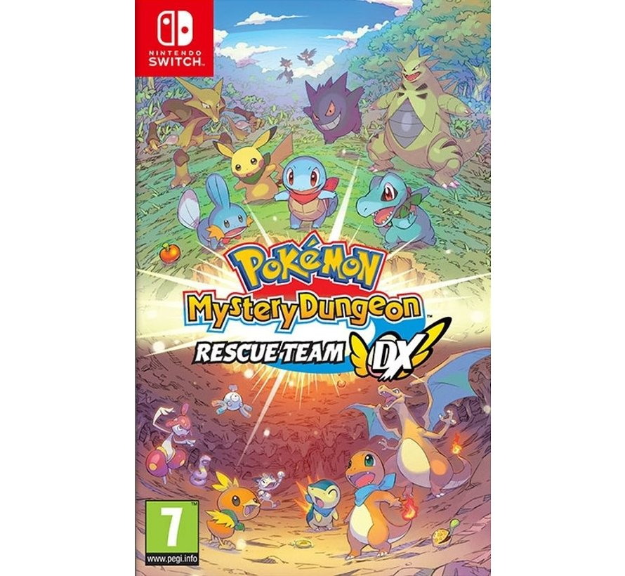 Nintendo Switch Pokémon Mystery Dungeon: Rescue Team DX kopen