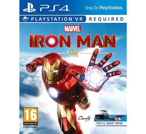 Sony PS4 Marvel's Iron Man VR kopen
