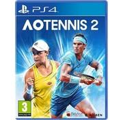 Bigben Interactive PS4 AO Tennis 2
