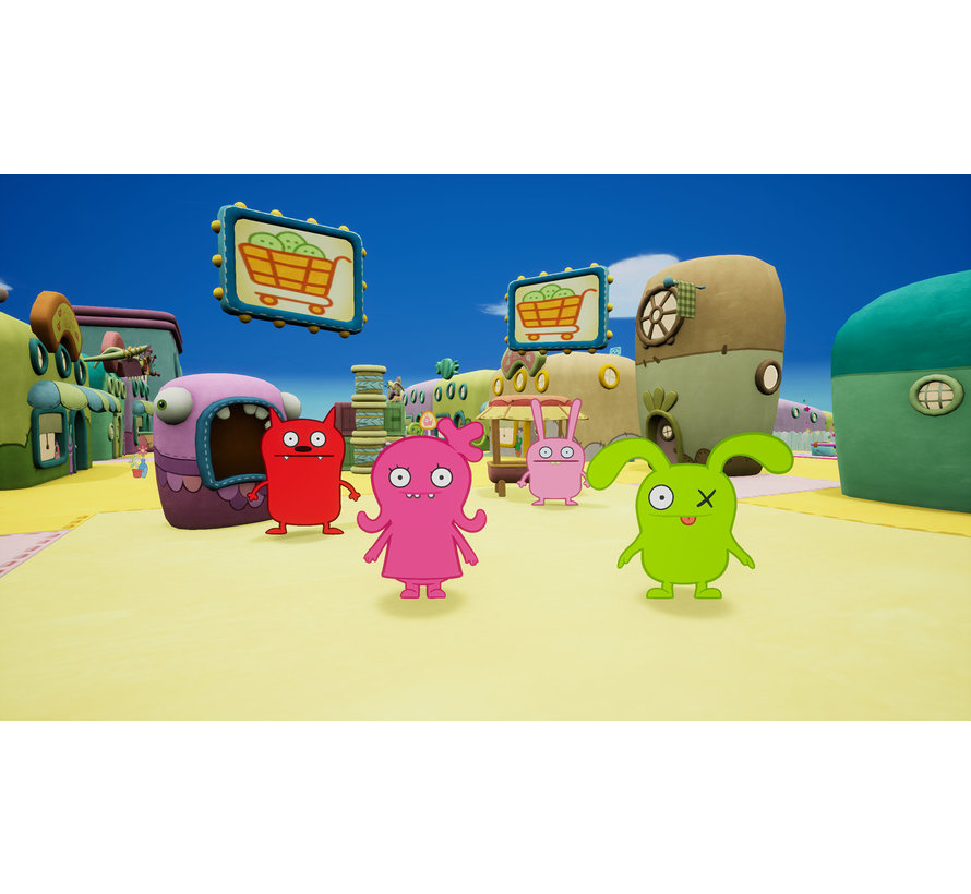 Nintendo Switch Ugly Dolls: An Imperfect Adventure kopen