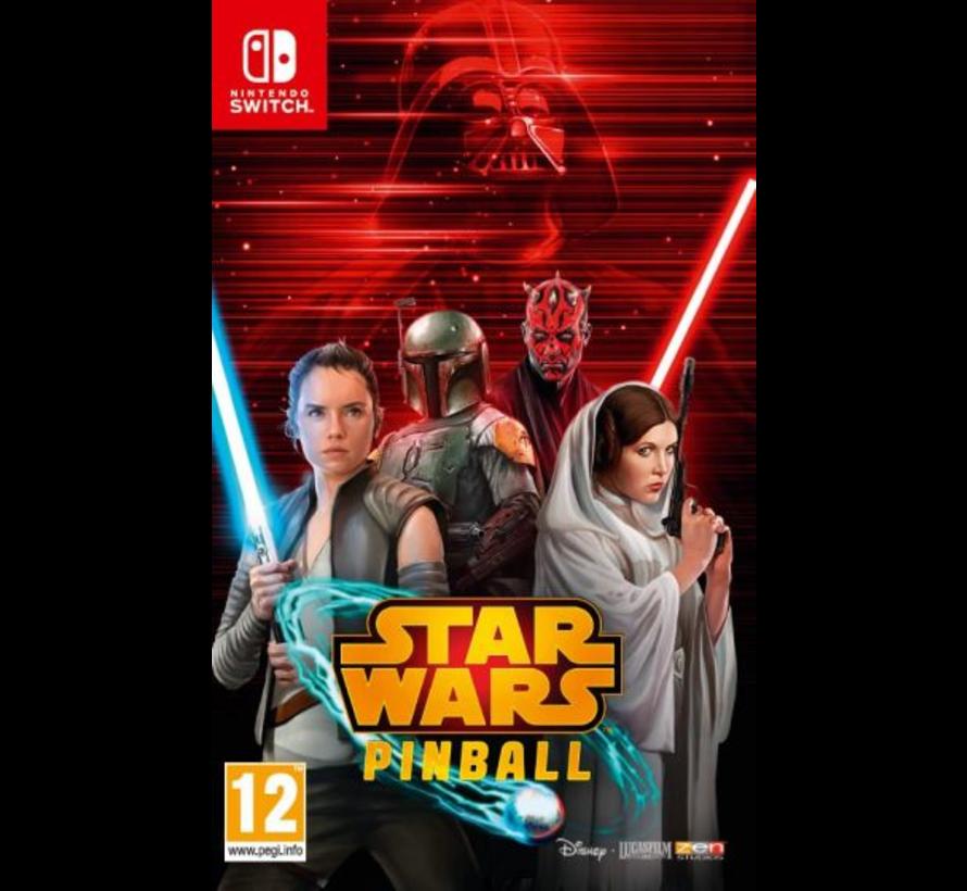 Nintendo Switch Star Wars: Pinball kopen