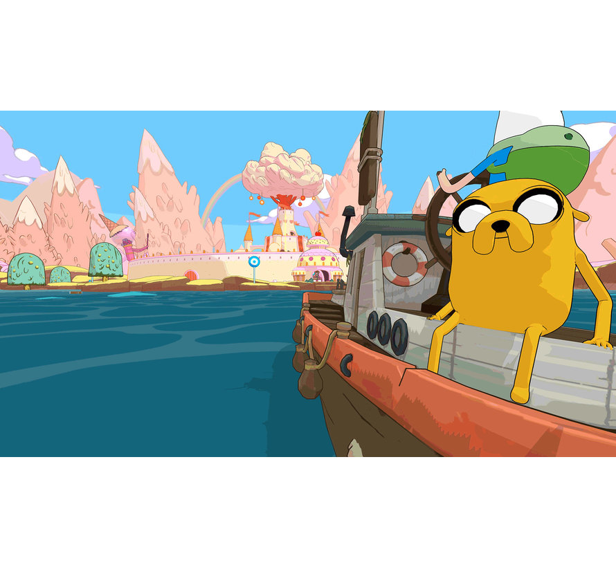 PS4 Adventure Time: Pirates of the Enchiridion kopen