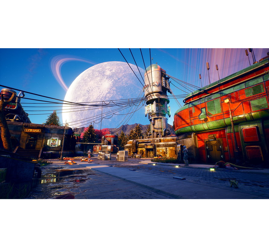 Nintendo Switch The Outer Worlds kopen