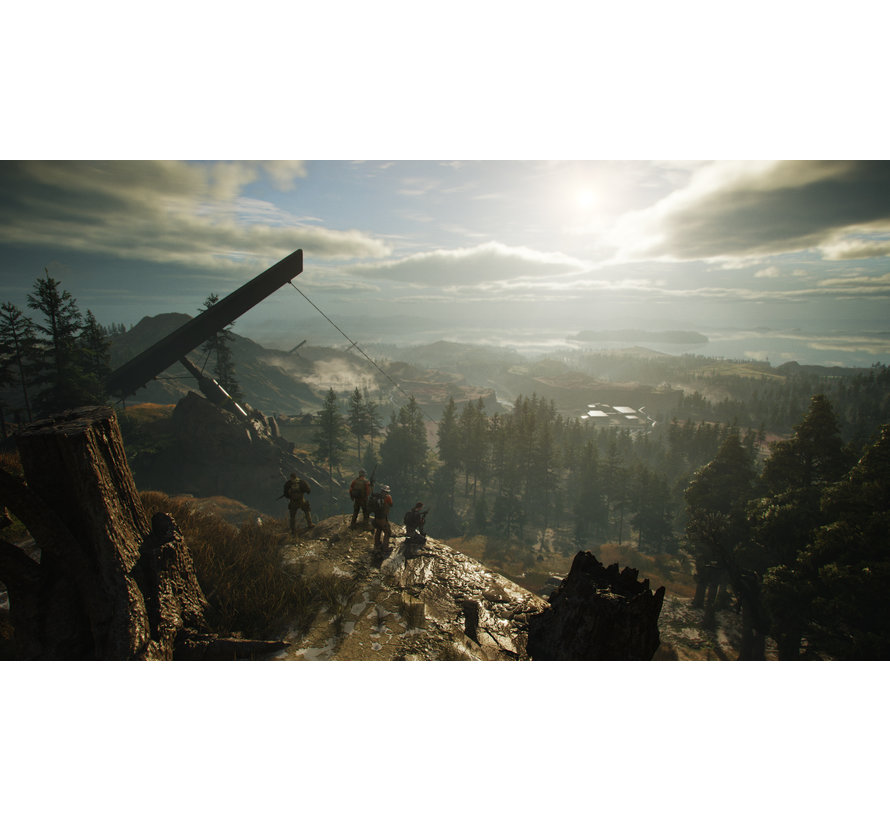 PS4 Tom Clancy's Ghost Recon: Breakpoint - Gold Edition kopen