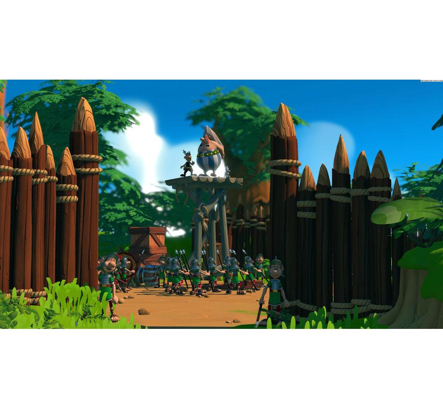 PS4 Asterix & Obelix XXL 3: The Crystal Menhir - Limited Edition kopen