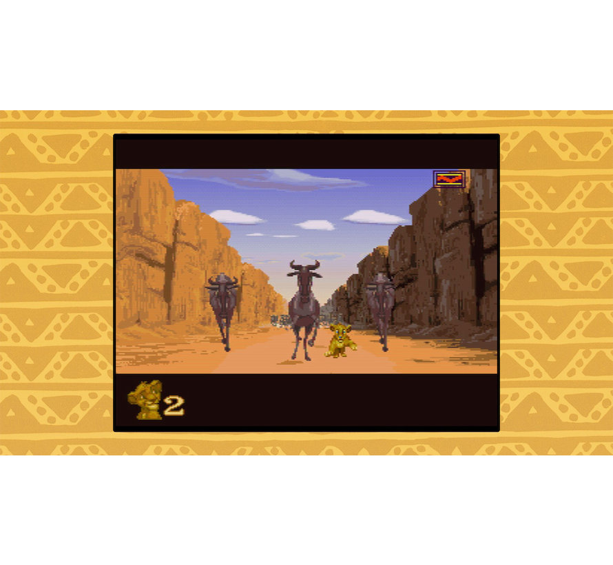 PS4 Disney Classic Games: Aladdin and The Lion King kopen
