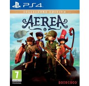 SOEDESCO PS4 AereA (Collector's Edition)