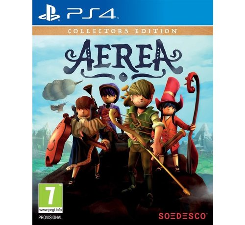 SOEDESCO PS4 AereA (Collector's Edition) kopen