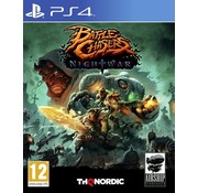 THQ PS4 Battle Chasers: Nightwar