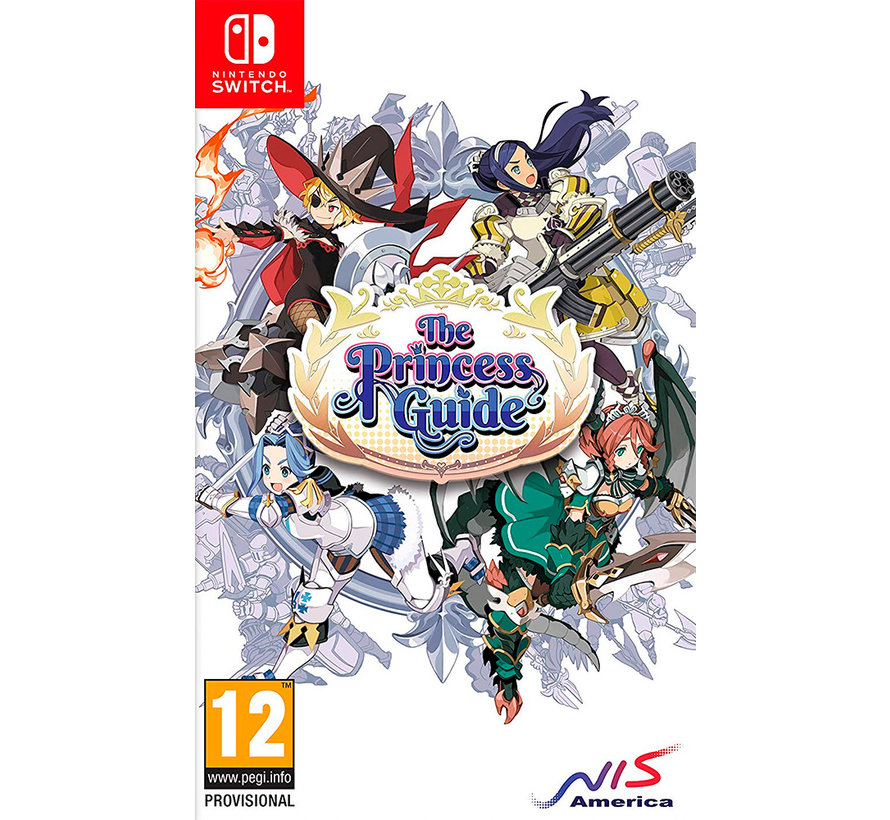 Nintendo Switch The Princess Guide kopen