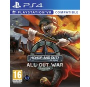 PS4 Honor & Duty D-Day: All Out War Edition