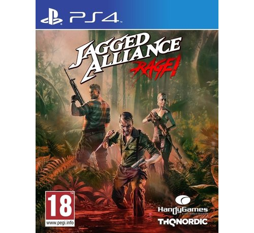 THQ PS4 Jagged Alliance: Rage! kopen
