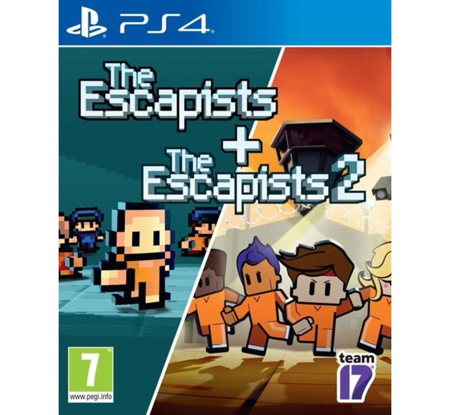 PS4 Escapists 1 & 2 Double Pack kopen