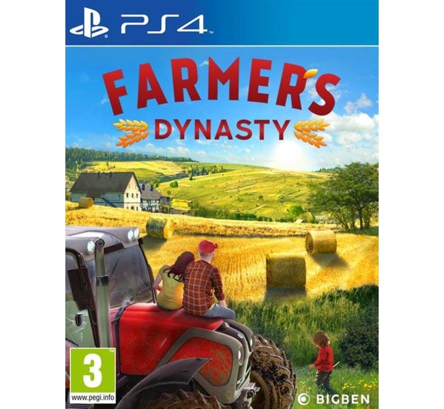 PS4 Farmer's Dynasty kopen