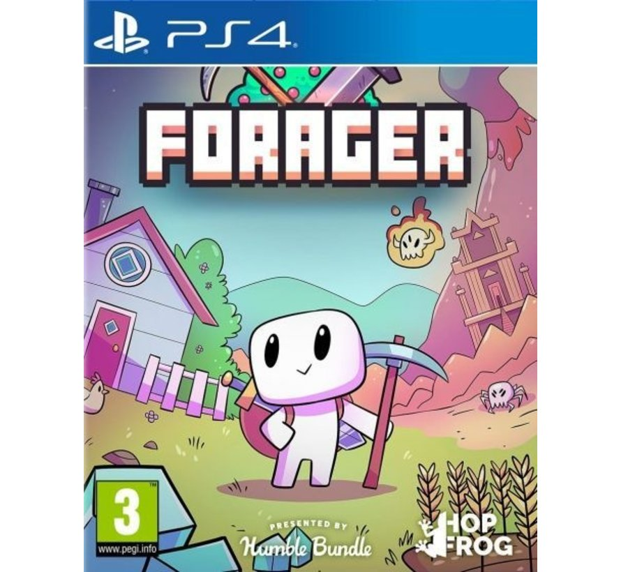 PS4 Forager kopen