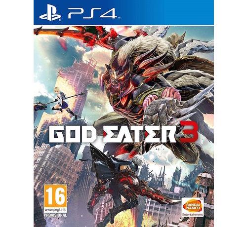Bandai Namco PS4 God Eater 3