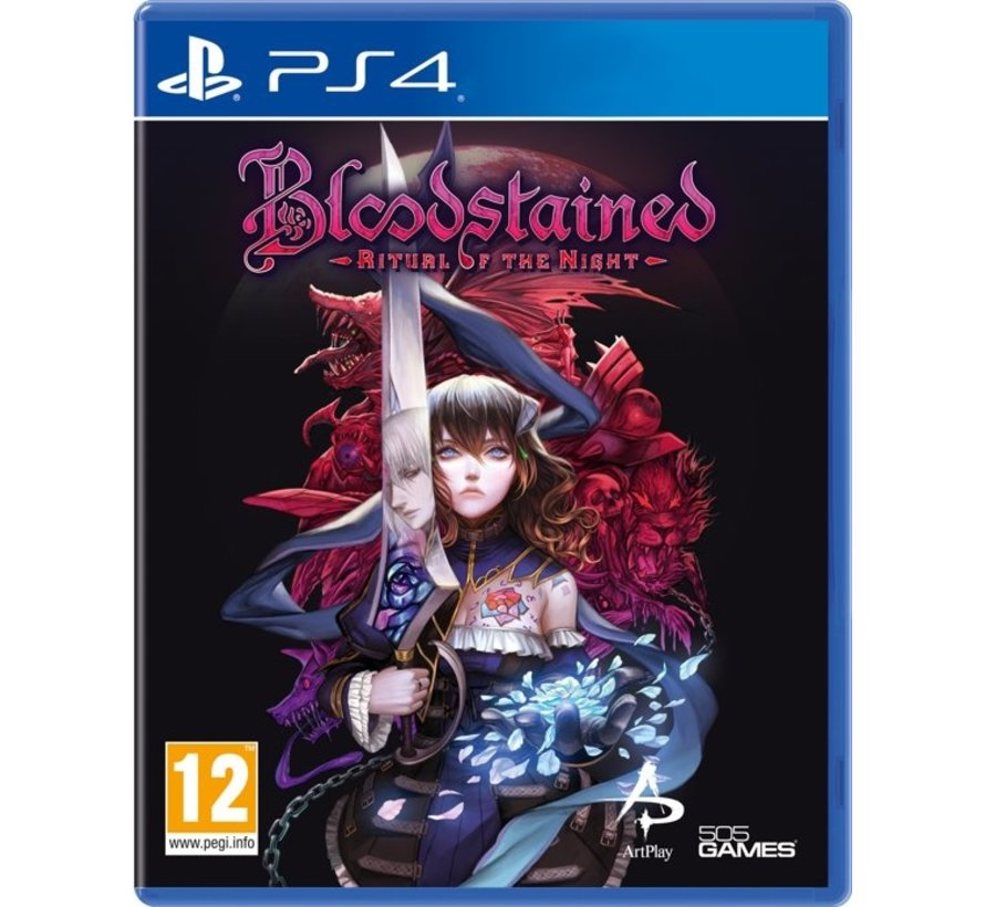 PS4 Bloodstained: Ritual of the Night kopen