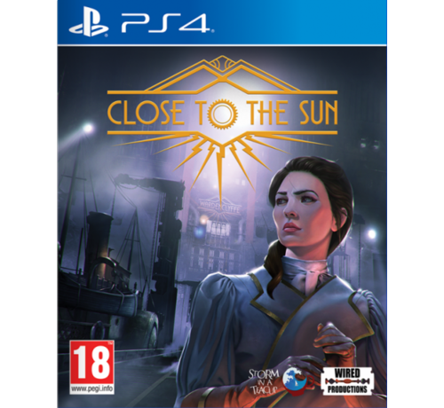 PS4 Close to the Sun kopen