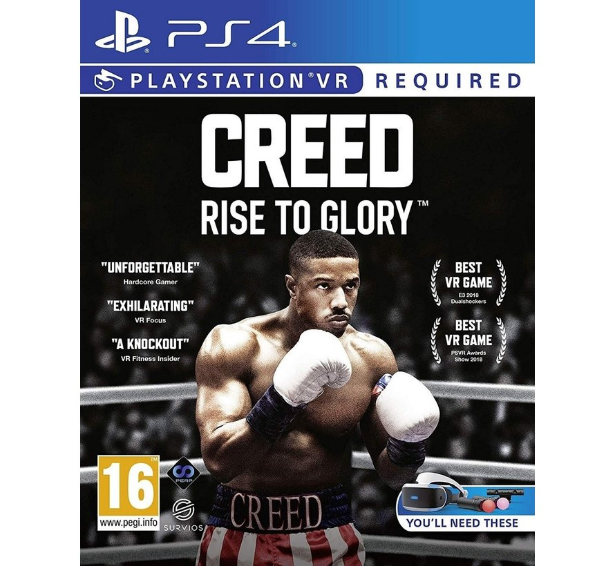 PS4 Creed: Rise to Glory (PSVR) kopen