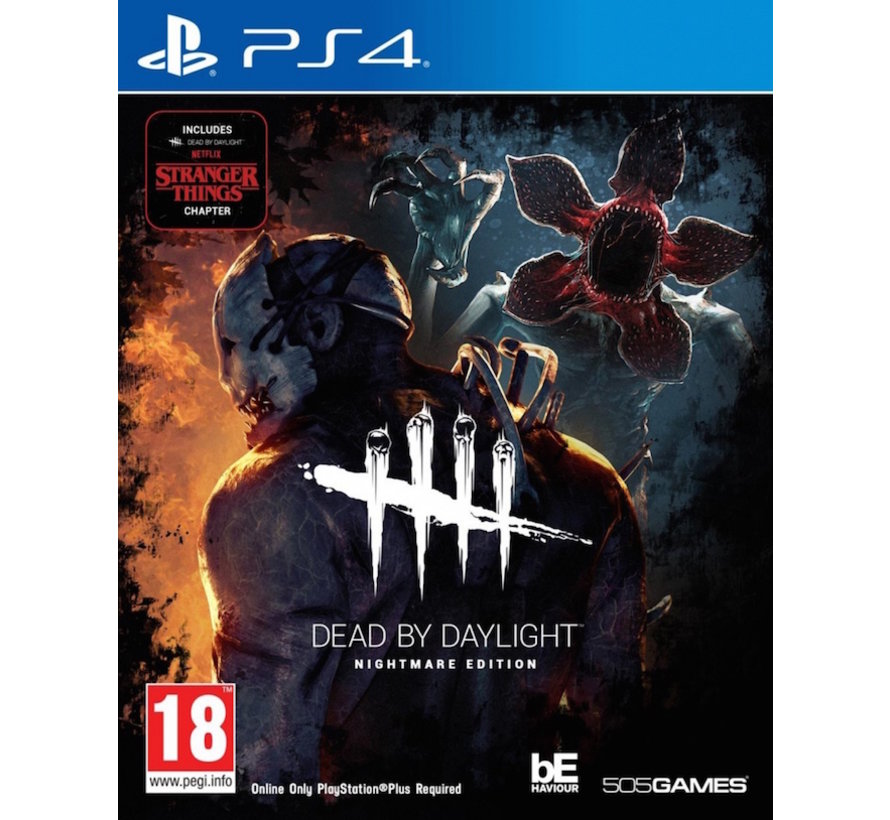 PS4 Dead by Daylight - Nightmare Edition kopen