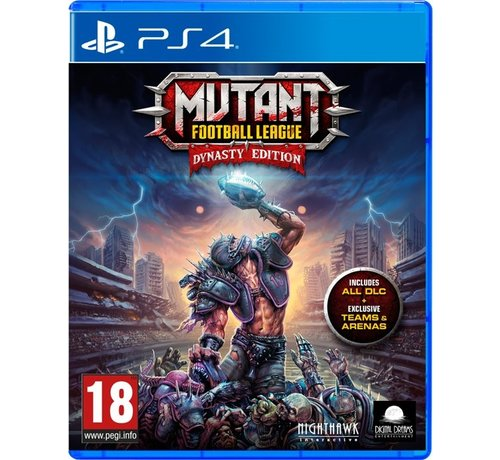 PS4 Mutant Football League - Dynasty Edition kopen