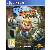 THQ PS4 Rad Rodgers
