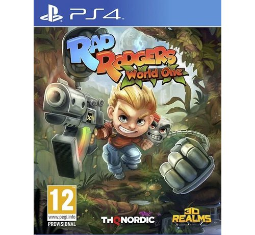 THQ PS4 Rad Rodgers kopen