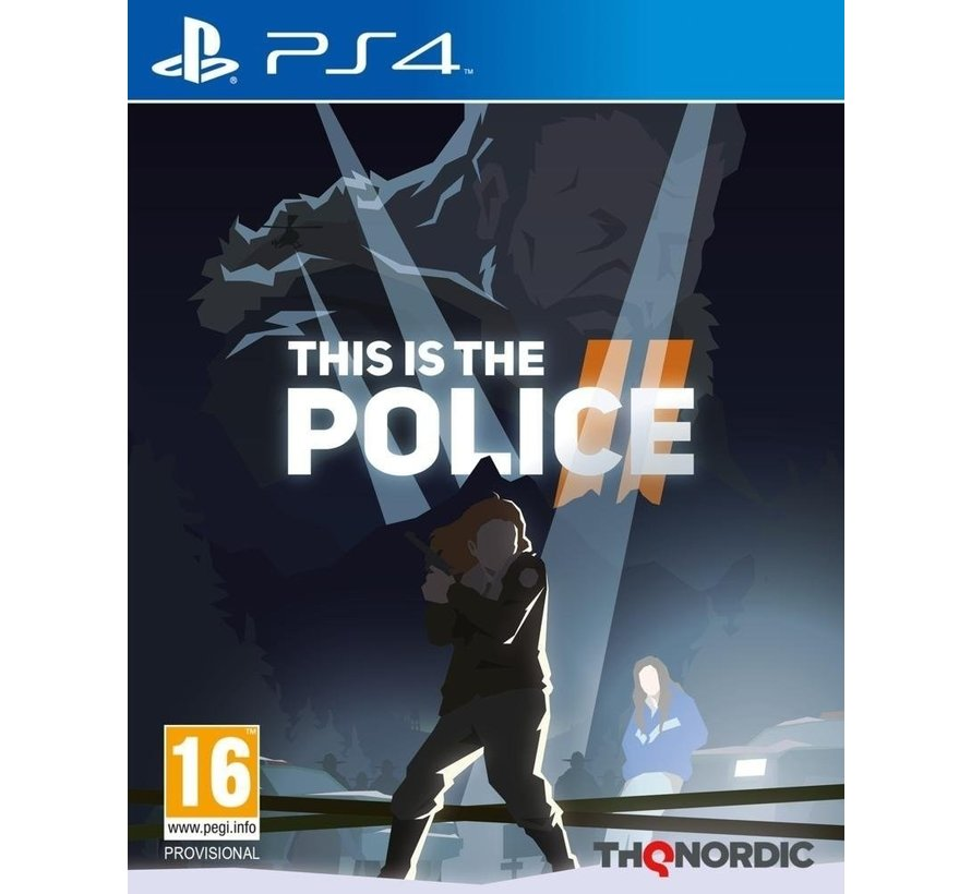 PS4 This is the Police 2 kopen