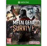 Konami Xbox One Metal Gear Survive