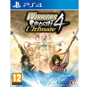 PS4 Warriors Orochi 4 - Ultimate