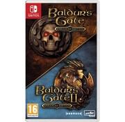 Nintendo Switch Baldur's Gate 1 & 2 Enhanced Editions