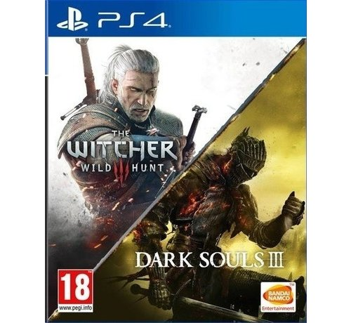 Bandai Namco PS4 Dark Souls III + The Witcher 3: Wild Hunt kopen