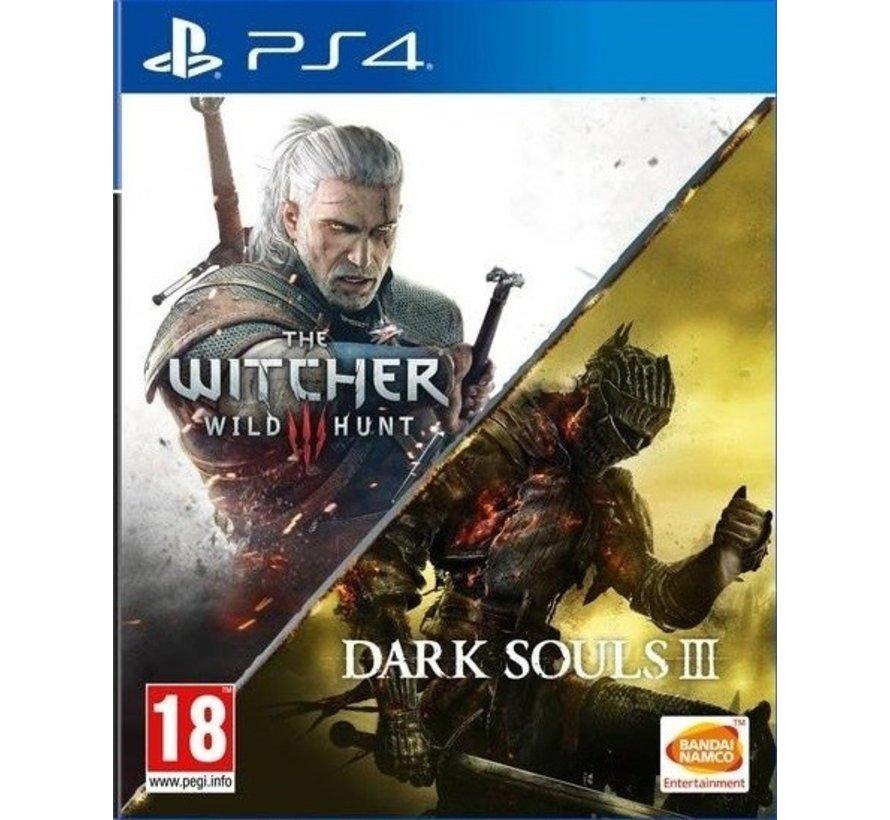 PS4 Dark Souls III + The Witcher 3: Wild Hunt kopen