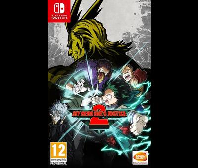 Bandai Namco Nintendo Switch My Hero One's Justice 2