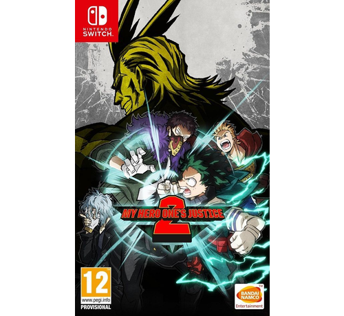 Bandai Namco Nintendo Switch My Hero One's Justice 2