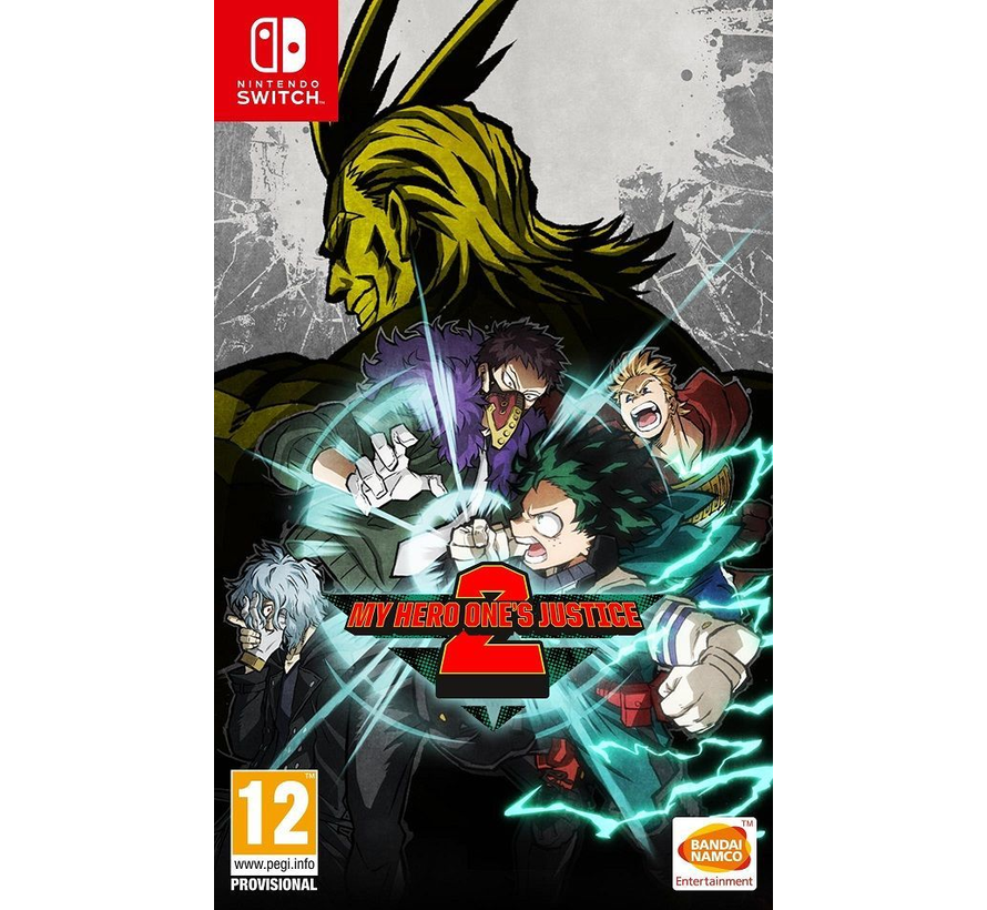 Nintendo Switch My Hero One's Justice 2