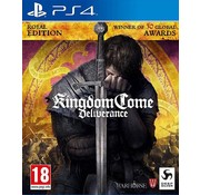 Deep Silver / Koch Media PS4 Kingdom Come: Deliverance - Royal Edition