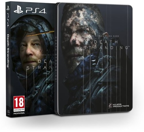Sony PS4 Death Stranding - Special Edition