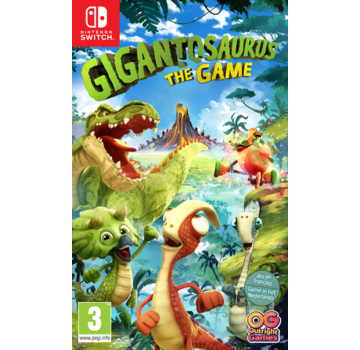 Bandai Namco Nintendo Switch Gigantosaurus the Game