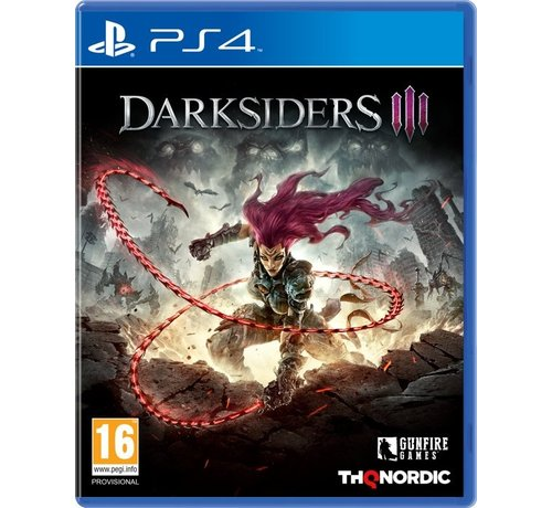 THQ PS4 Darksiders III