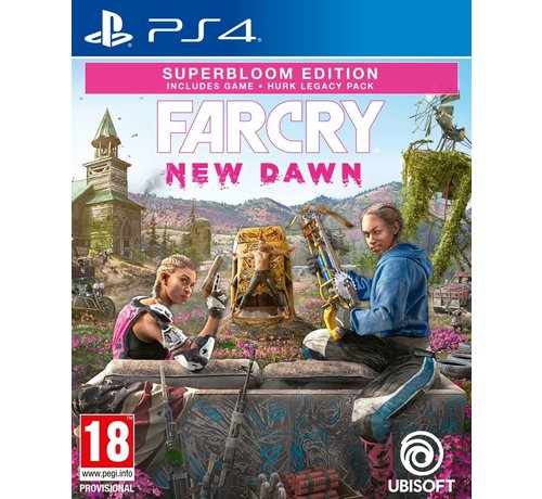 Ubisoft PS4 Far Cry: New Dawn - Superbloom Edition