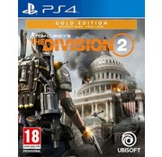 Ubisoft PS4 The Division 2 - Gold Edition