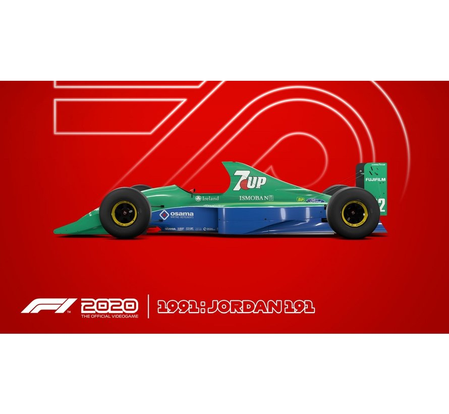 PS4 F1 2020 - Deluxe Schumacher Edition kopen