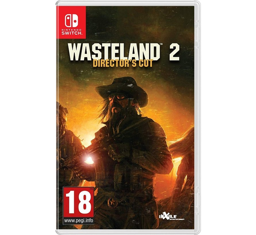 Nintendo Switch Wasteland 2 - Directors Cut