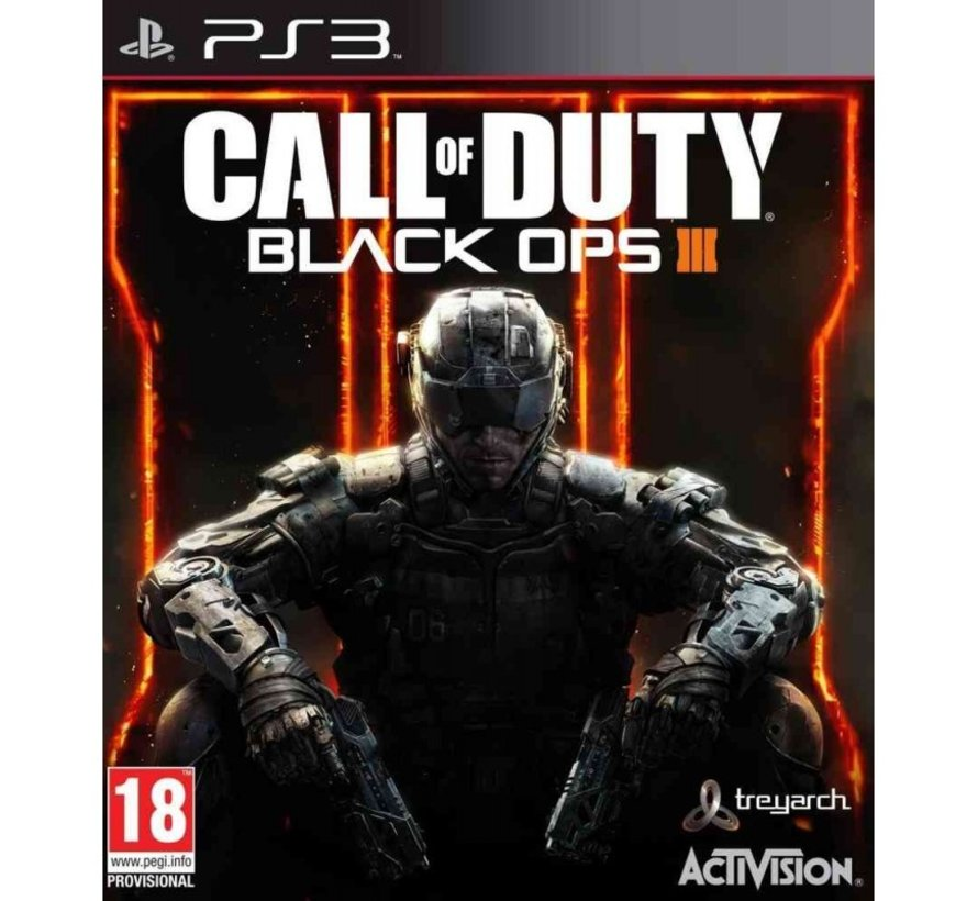 PS3 Call of Duty: Black Ops 3
