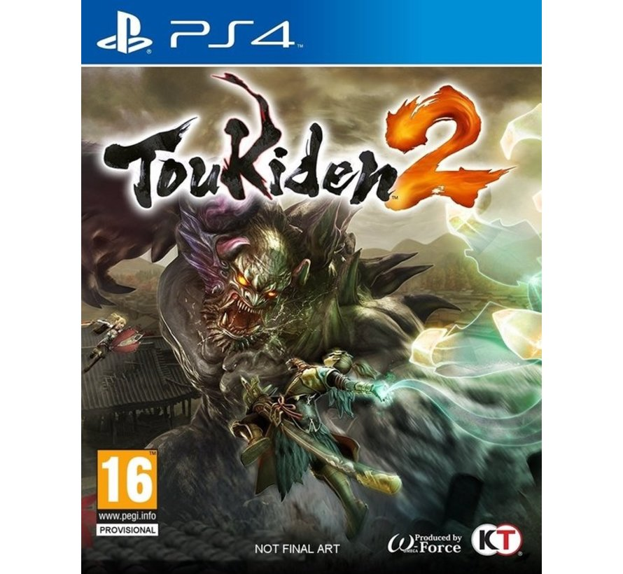PS4 Toukiden 2