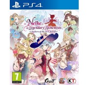KT PS4 Nelke & The Legendary Alchemists: Ateliers of the New World