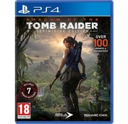 Square Enix PS4 Shadow of the Tomb Raider - Definitive Edition