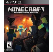 Sony PS3 Minecraft - PlayStation 3 Edition